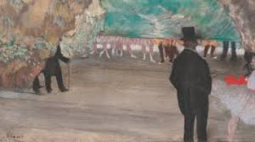 Degas: A Superfan at the Opera, Where Art Tips Into Obsession ...