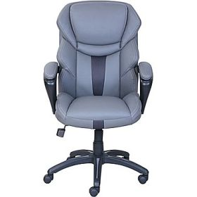 The Dormeo Espo Octaspring chair (grey)