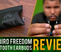 Jaybird Freedom Bluetooth Earbuds Review