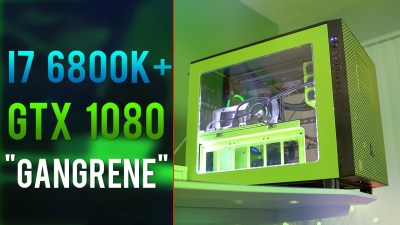 Beast PC Build: Gangrene