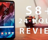 I had the Galaxy S8+ for a weekend, don't hate me.