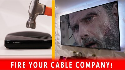 My Cord Cutting Set Up For 2018