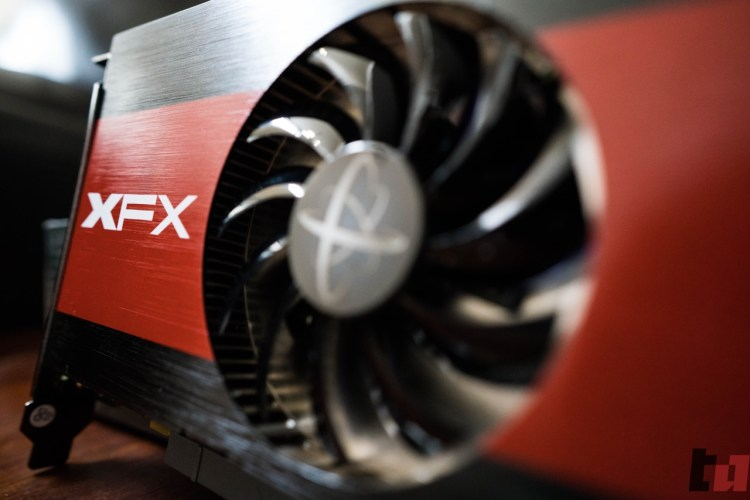XFX RX 460 Slim