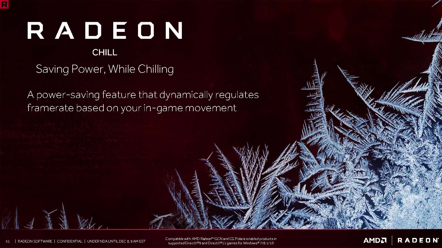 Radeon Chill Put to the Test: How Does it Actually Perform