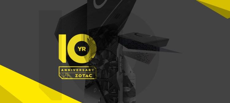 Zotac 10 Years