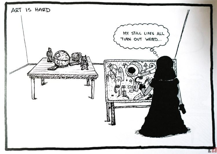The Far Dark Side Issue 2