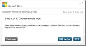 Step 1 Create Bootable USB Pen Drive