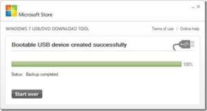 Step 4 Create Bootable USB Pen Drive