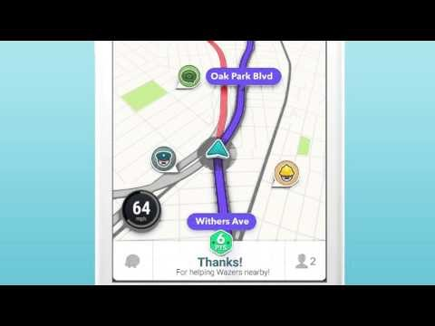 Image result for Waze For PC logo