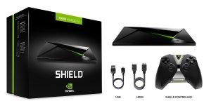 Nvidia Shield TVset