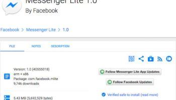 download facebook messenger for laptop windows 7