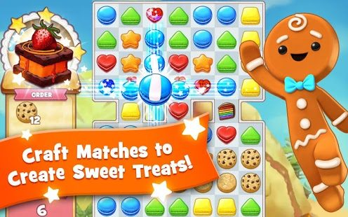 Download Cookie Jam Match 3 Games & Free Puzzle Game For PC