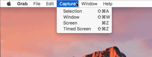 Apple-Mac-OS-Grab-Application
