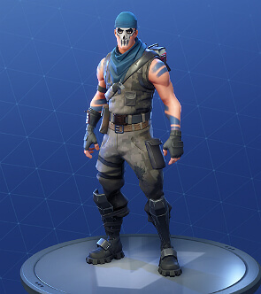 Fortnite skins warpaint