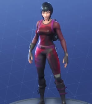 fortnite skins brilliant striker