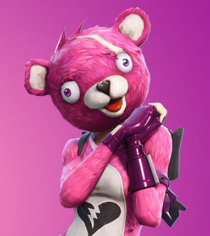 fortnite skins cuddle team leader