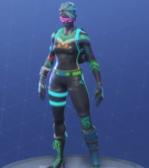 fortnite skins nitelite