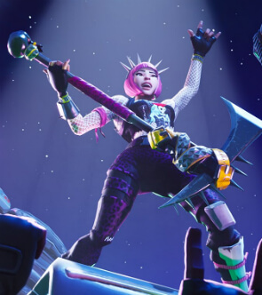 fortnite skins power chord