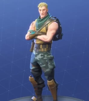 fortnite skins ranger
