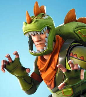 fortnite skins rex