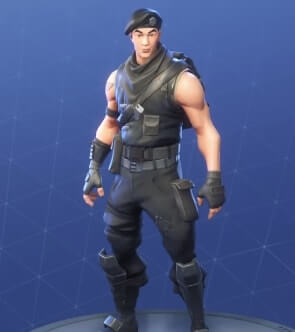 fortnite skins special forces