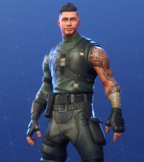 fortnite skins squad leader