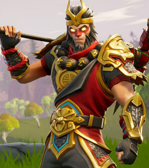 fortnite skins wukong