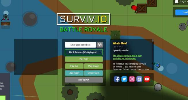 Surviv-io-online-game