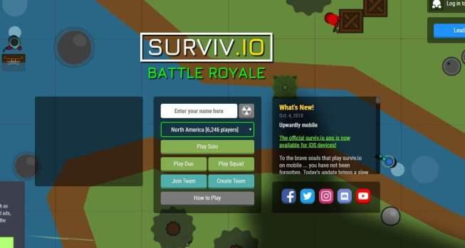 Surviv-io-online-game