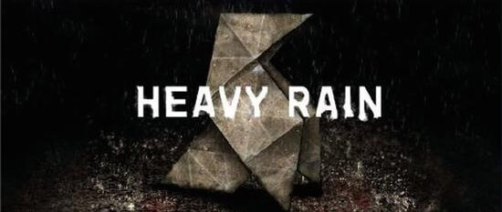 Heavy Rain console game