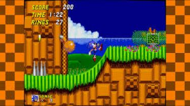Sega Mega Drive Classics - sonic