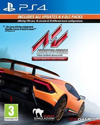 Assetto Corsa Ultimate Edition-ps4