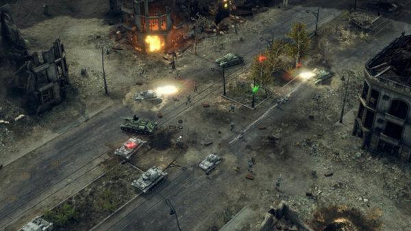 Sudden Strike 4 Limited Edition Steelbook-GamePlay
