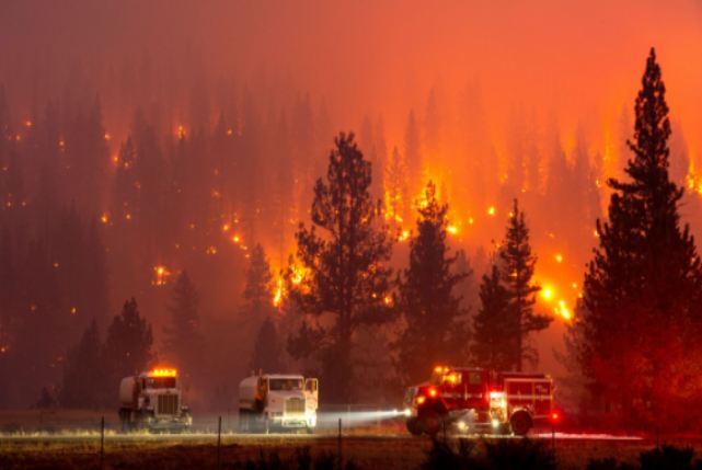 Susanville Fire Department California