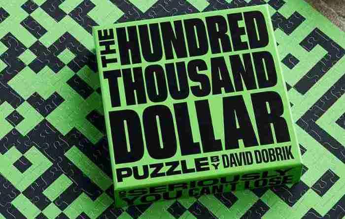 David Dobrik puzzle