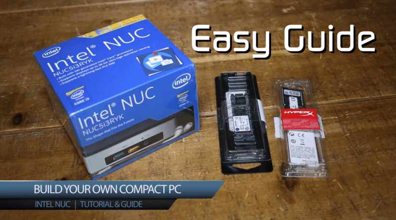 Intel NUC Featured Image