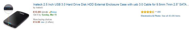 USB Enclosure