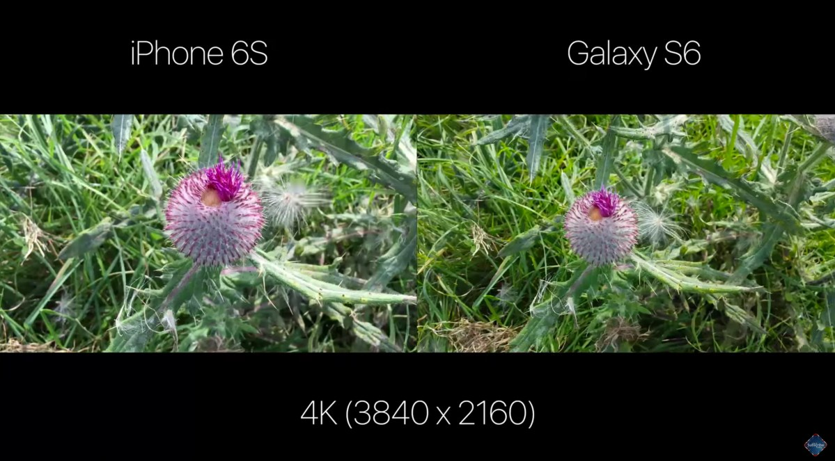 iPhone 6S vs Galaxy S6 | 4K Video Shootout (Ultra HD 4K)