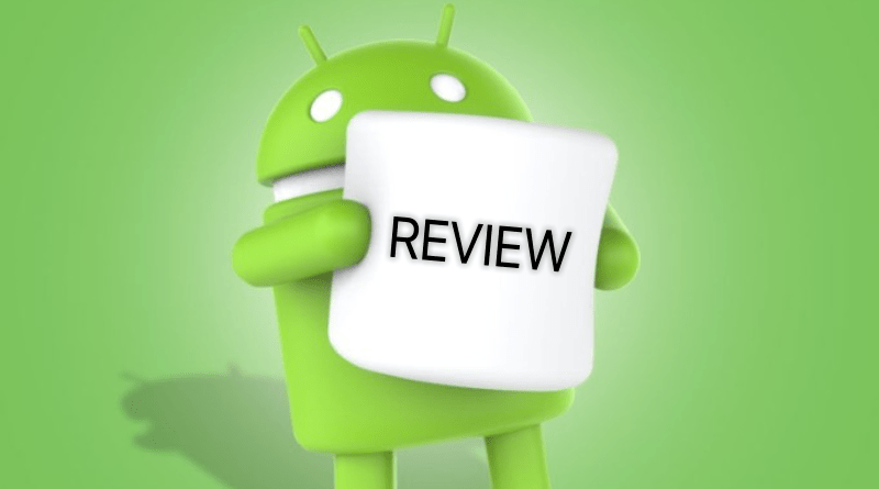 Android 6 Marshmallow Review