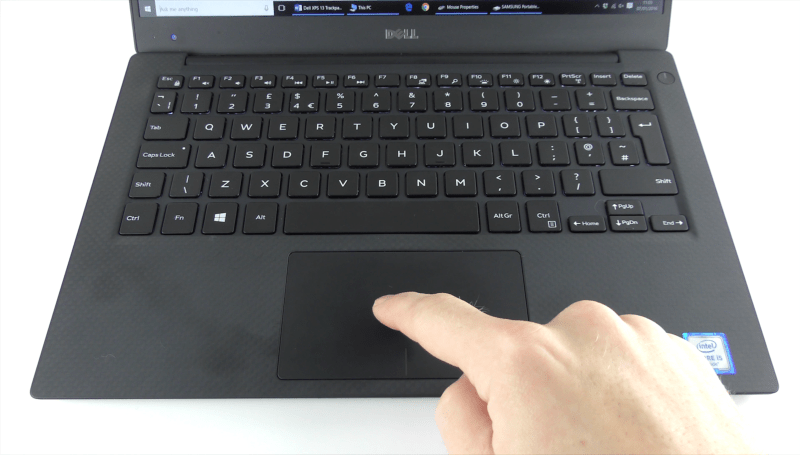 Dell XPS Trackpad 'Deadzone' Fix