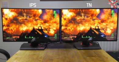 TN vs IPS
