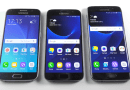 Battery Test: Galaxy S7 EDGE vs S7 vs S6