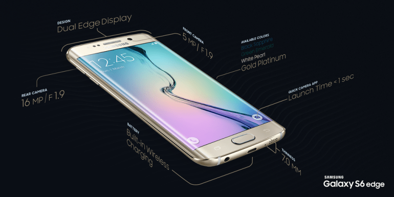 Preview: Samsung Galaxy S6 and S6 Edge | The Tech Chap