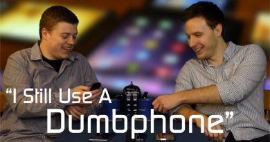 Tea & Tech Episode 1: Why I Still Use Dumbphones