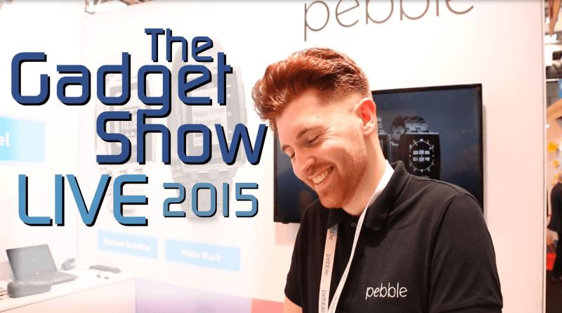 Gadget Show Live 2015