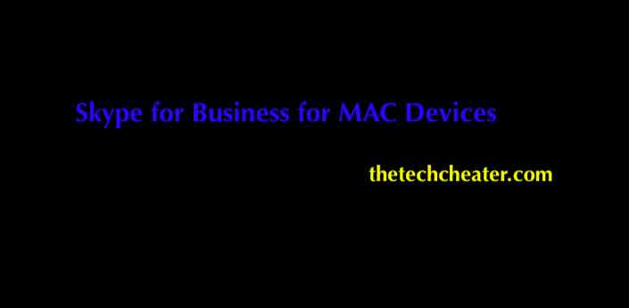 Download Skype For Business Mac