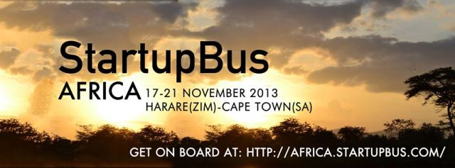 The Startup Bus Africa