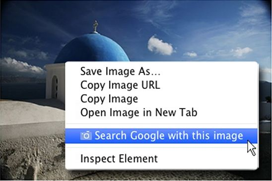Search Images in Google very quickly with Google Chrome Extension thetechhacker