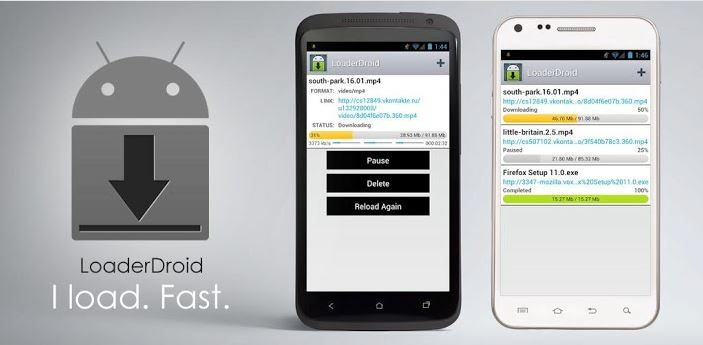 Gain Full Control Over Your Android Downloads Using Loader Droid thetechhacker