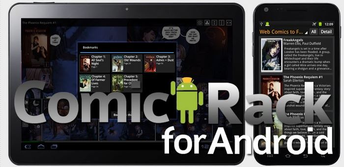 ComicRack Is A Well Designed Comic Reader App For Android